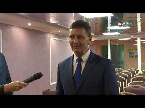 Губернатор с рабочим визитом приехал в Киржач впервые после своего избрания