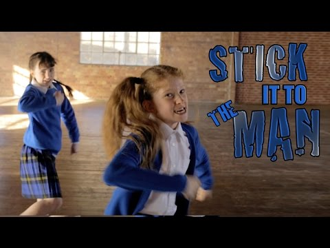 Stick it to the Man (School of Rock) COVER by Spirit YPC