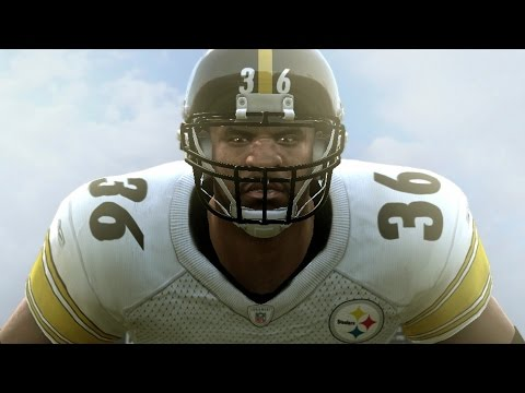 JEROME BETTIS THROUGH THE YEARS MADDEN 97 - MADDEN 06