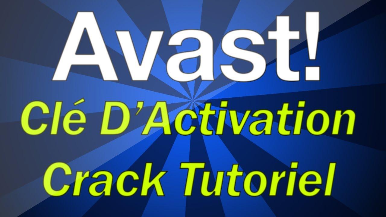 Tutoriel avast cl d 39 activation gratuit crack avast - Cle d activation office 2013 gratuit ...