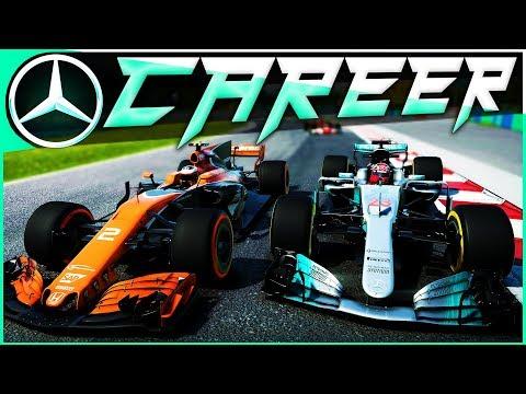 CRAZY RACE! | F1 2017 Career Mode #71 | Hungarian GP