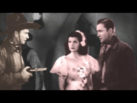 TROUBLE IN TEXAS | Tex Ritter | Rita Hayworth | Full Length Western Movie | English | HD | 720p