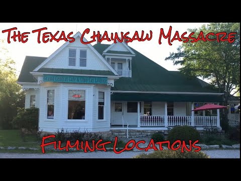 Texas Chainsaw Massacre Filming Locations
