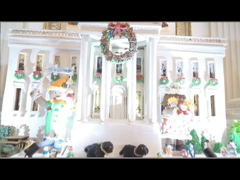 white house christmas decorations 2016 - White House Christmas Decorations 2016