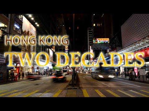 Hong Kong Two Decades: Financial center vows to grow fintech