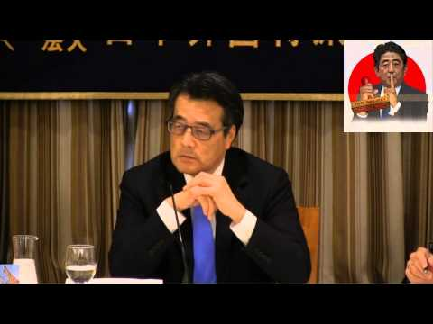 Japan's New National Security, Press, & Politics 4/20/15 (English Only)