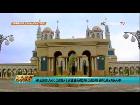 Masjid Islamic Center di Samarinda