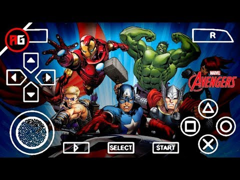 [30 MB] Avengers Game In Android Download | Marvel Avengers Game Highly Compressed