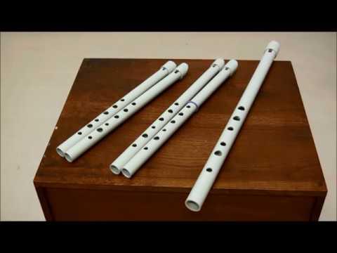 Copper Pipe Flute Doovi