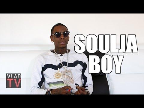 Soulja Boy: I Tried to Rap Lyrical, But that Sh** was Lame F*** All That Rappin Sh**