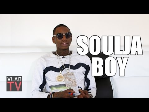 Soulja Boy: I Tried to Rap Lyrical, But that Sh** was Lame F*** All That Rappin Sh**