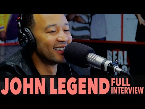 John Legend on Producing The New Show 'Underground',New Album, + More| BigBoyTV