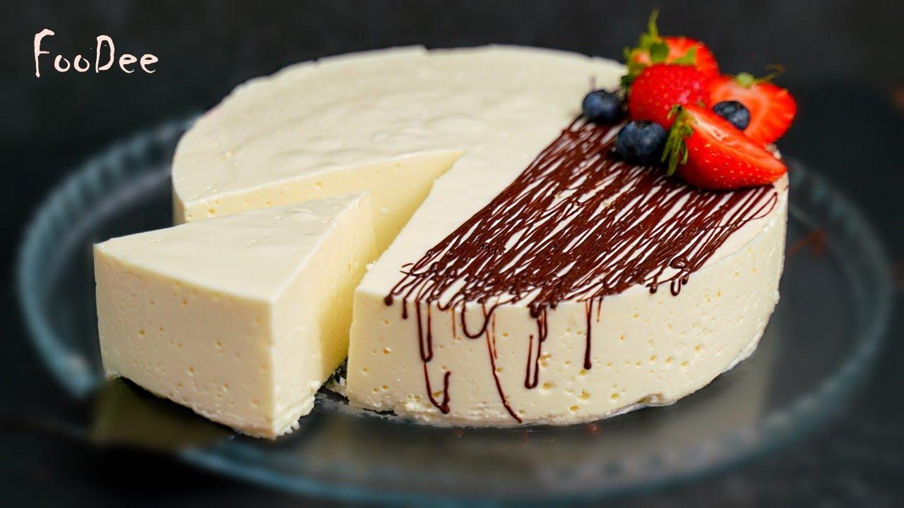 Нежный десерт БЕЗ сахара, муки и масла – всего 100 калорий на 100 г!