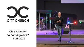 Chris Abington I City Church I 11-29-20