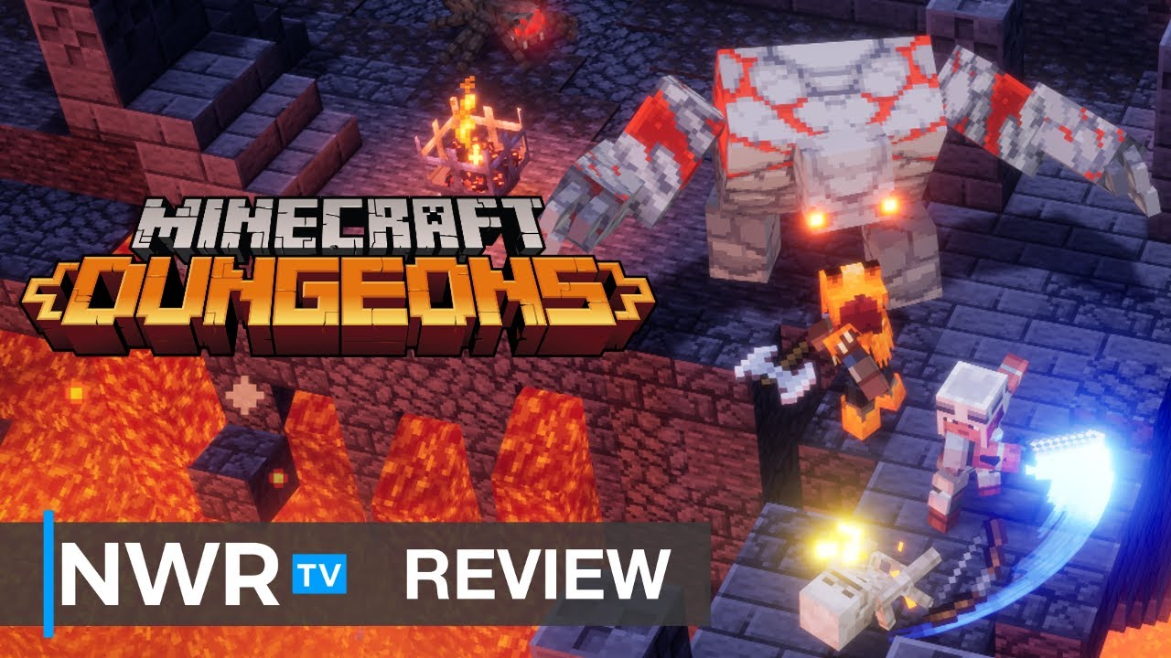 Minecraft Dungeons (Nintendo Switch) Review