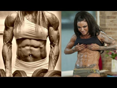 Top 10 Extreme Female Bodybuilders Who Went Way Too Far