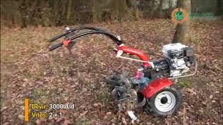 Pubert Maestro 55P Çapalama Makinası