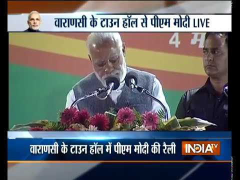 UP election 2017: Debate on PM Modi's Roadsow and Election Rally in Varanasi