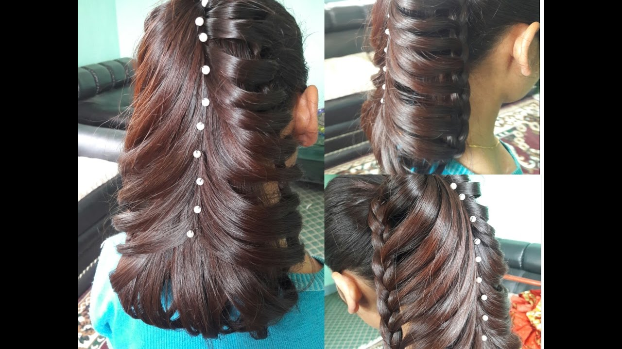 New Hairstyle YouTube - Hairstyle design dikhaye