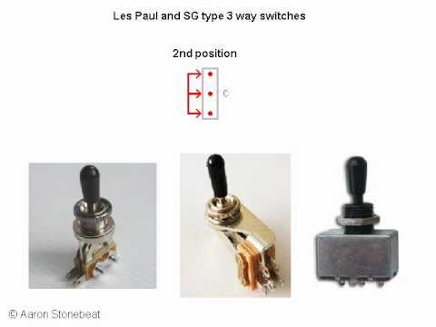Les Paul 3 Way Toggle Switch Wiring Diagram from i.ytimg.com