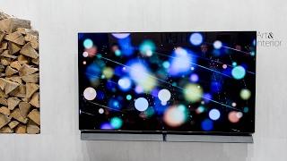 OLED TV: Panasonic EZ 1000 vs. LG E6 - quality of picture