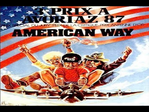 The American Way (1986) Dennis Hopper Film Comedie, Science Fiction