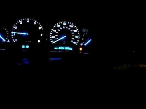 Lexus SC400 v8 quad overhead cam revving