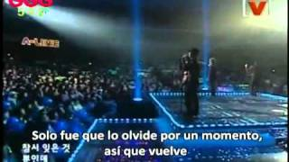 Love That Can't Be Erased (Español) - SS501