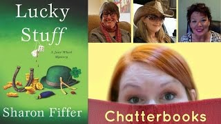 Chatterbooks #1- Lucky Stuff by Sharon Fiffer - Online YouTube Virtual Book Club - Facebook