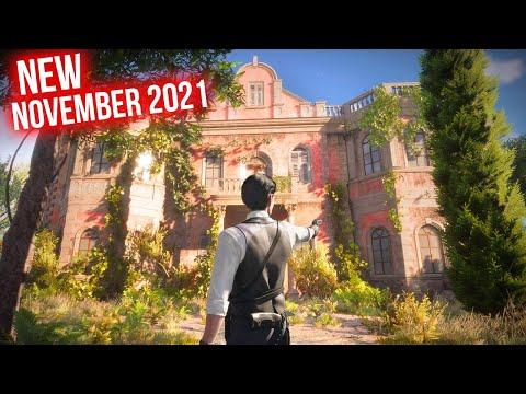 Top 10 NEW Games of November 2021 thumbnail