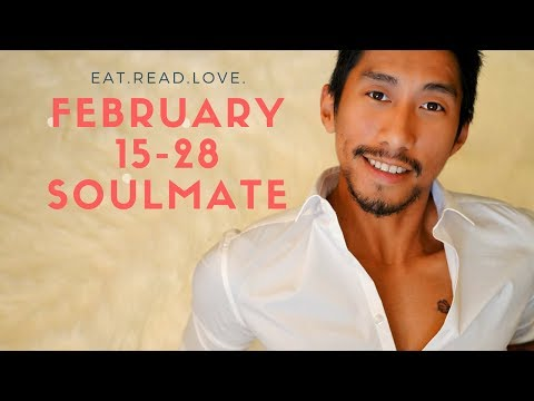"""GEMINI SOULMATE LOVE """" WITH YOU FOREVER """" FEBRUARY 15 28 TAROT READING"""