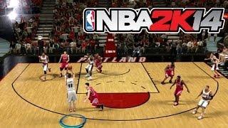 NBA 2K14 - Melhorando nas Cestas de 3