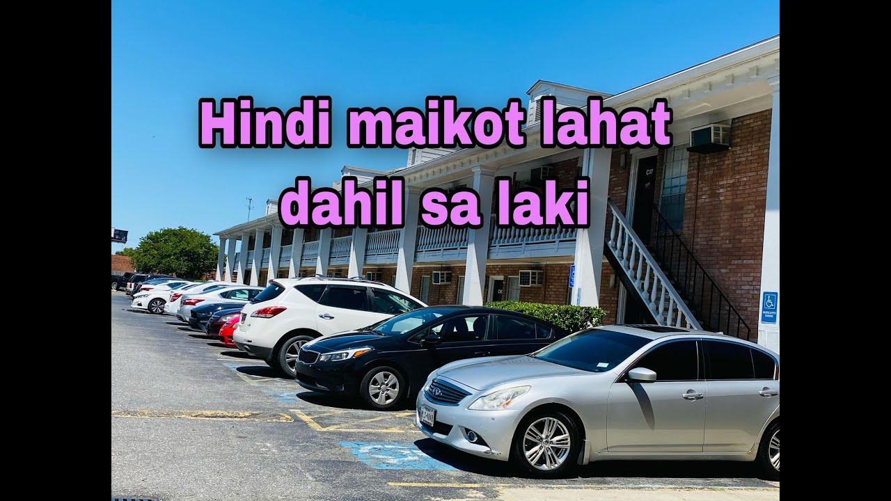 Hindi maikot ang buong apartment sa sobrang lawak