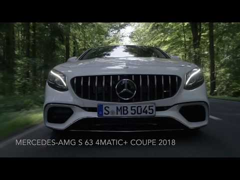 Новый купе Mercedes S Class Coupe 2018. Где же ты, Audi A9