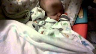 Month Old Snoring