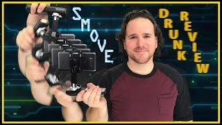 Smove - Smarthphone Stabilizer & Powerbank - Drunk Tech Review