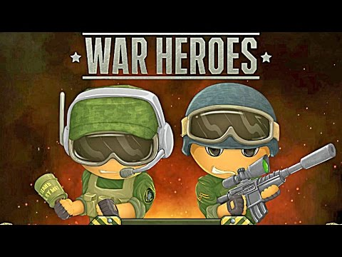Play War Heroes game online (Level 01-03) - Y8.COM