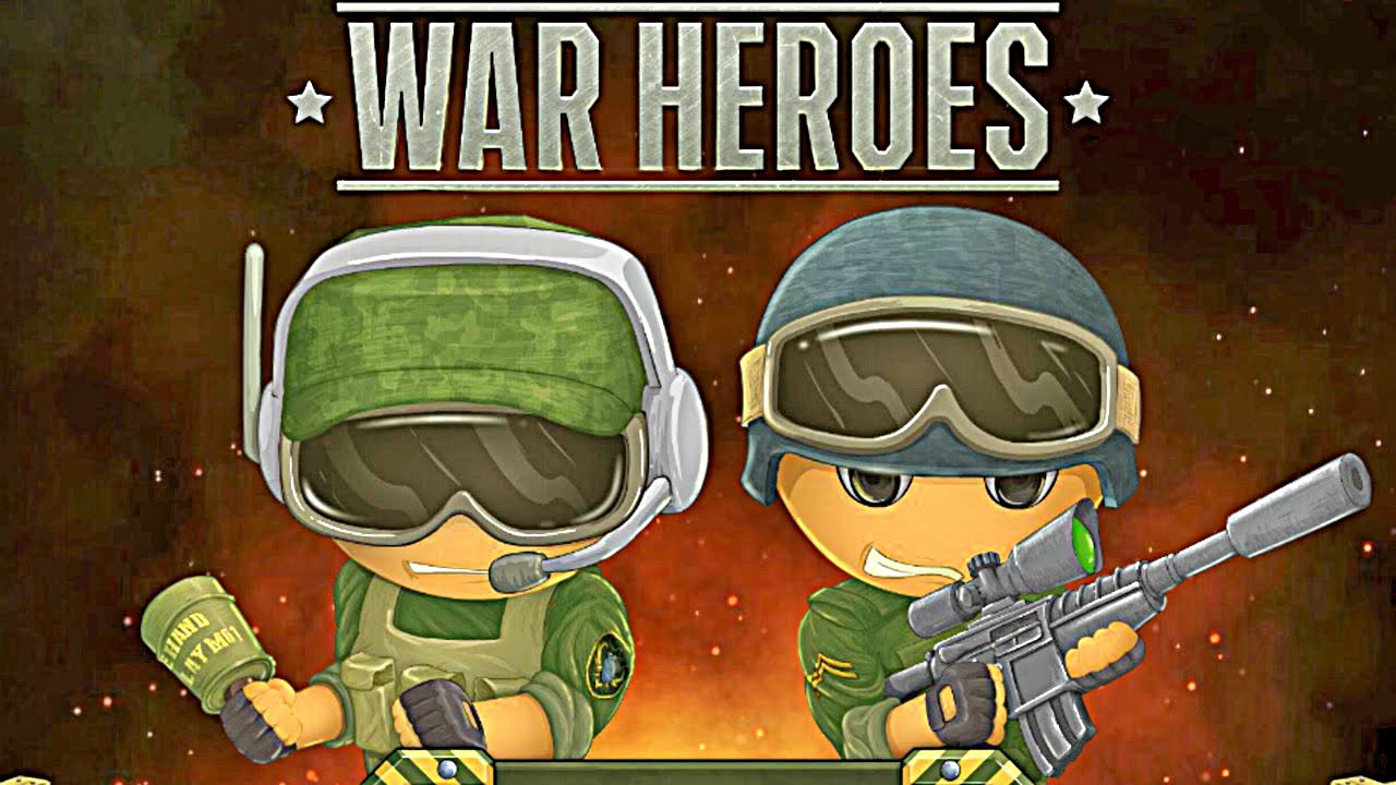 Y8 Games To Play >> Play War Heroes game online (Level 01-03) - Y8 Game | Eftsei Gaming - YouTube
