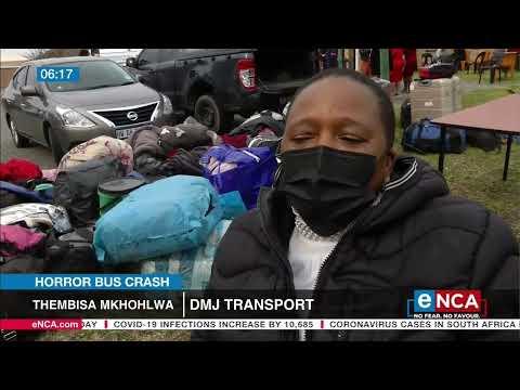 Horror bus crash   Survivors claim bus was unroadworthy