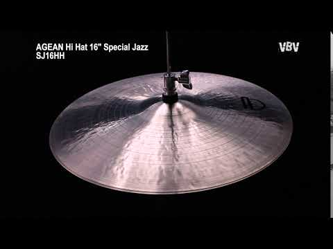 "Special Jazz Hi Hat 16"" vídeo"
