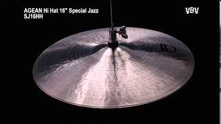 "16"" Hi Hat Special Jazz Video"