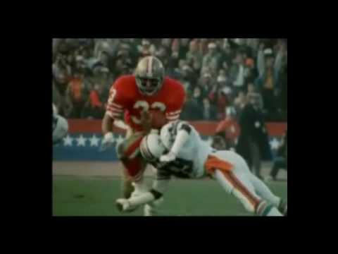 Jerry Rice says Roger Craig for HOF