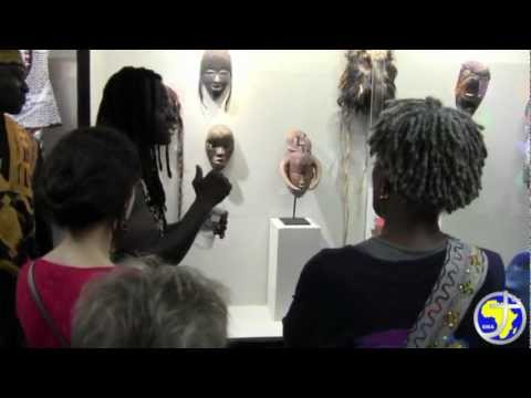 Meaning of an African Mask - Ivory Coast
