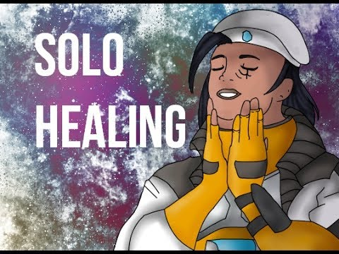 Overwatch - Why Solo Healing in Masters is Fun