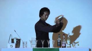 カクテル名 Tandem 2011千葉カクテルコンペティション 一般部門 No.5 下...