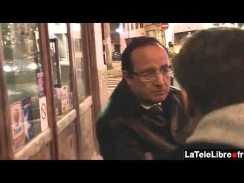 """L'Exploitation Politique du terme """"Terrorisme"""" selon François Hollande (Interview en 2009)"""