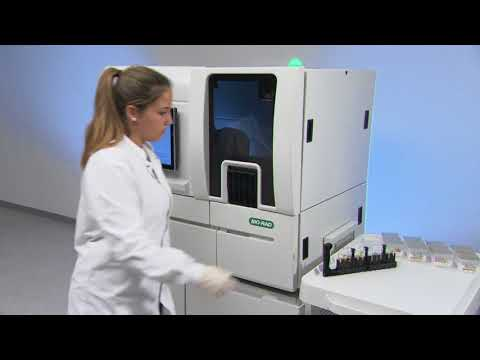 Bio-Rad Expands Its Offerings For The Blood Testing Market