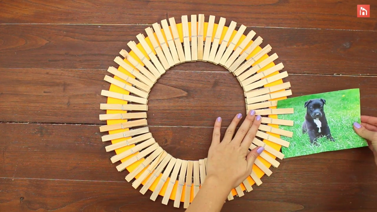 5 Cool Clothespin Crafts That Will