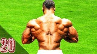 I 20 Calciatori Più Muscolosi Che Sembrano Dei Bodybuilders