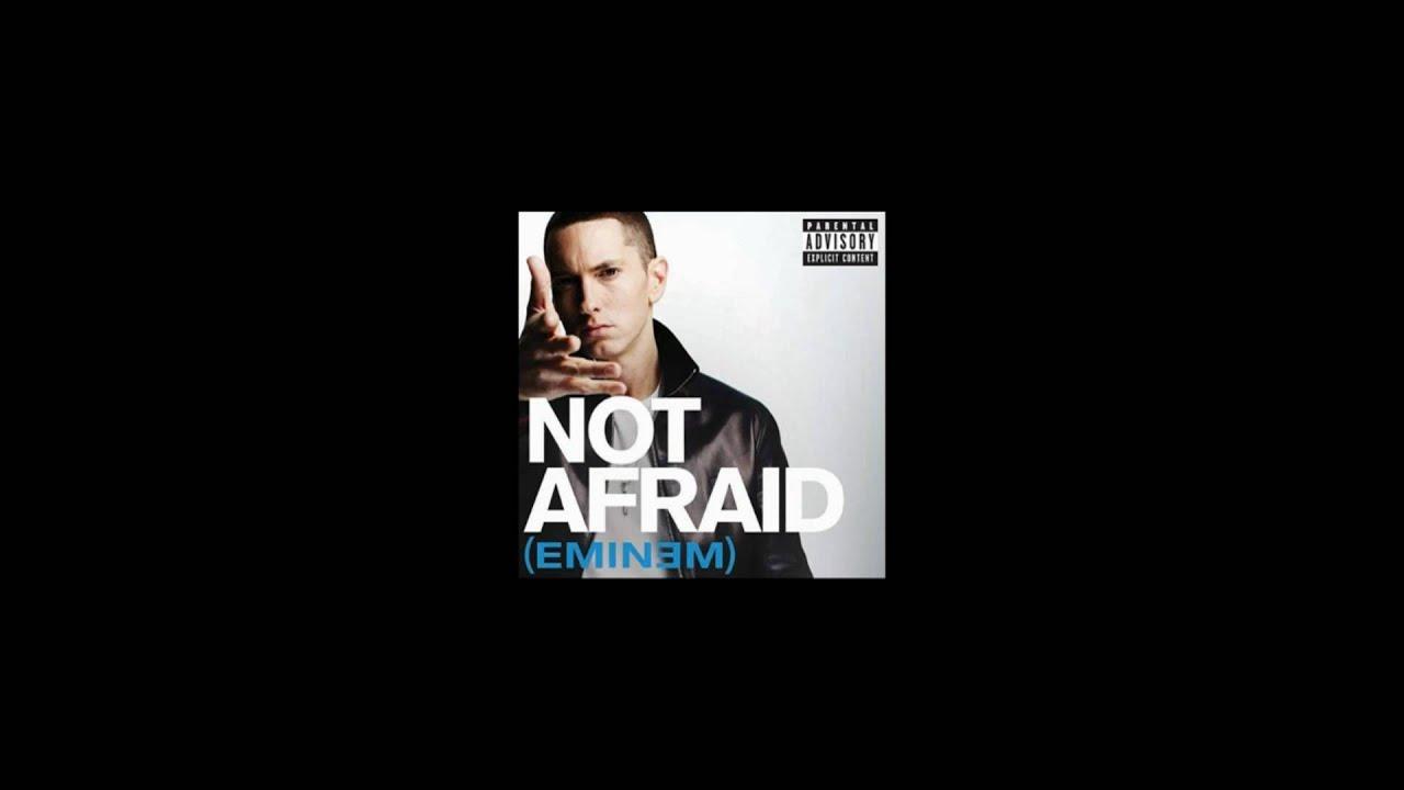 not afraid lyrics